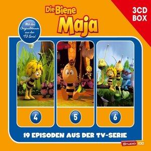 Die Biene Maja 3-CD Hörspielbox zur neuen TV-Serie (CGI) Vol. 2