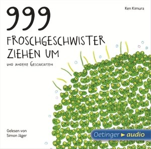 999 Froschgeschwister ziehen um und andere Geschichten (CD)