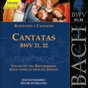 Kantaten Vol.7 BWV 21+22