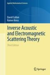 Inverse Acoustic and Electromagnetic Scattering Theory