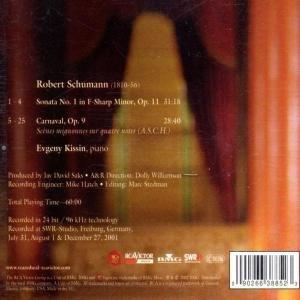 Schumann Klavierstücke