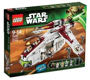 LEGO® Star Wars 75021 - Republic Gunship