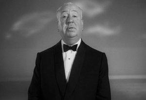Alfred Hitchcock zeigt