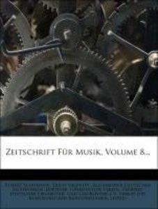 Neue Zeitschrift für Musik, vierzehnter Band