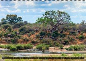 Bruhn, O: Südafrika - Die Landschaft (Wandkalender 2015 DIN