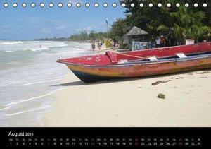 Jamaika 2016 (Tischkalender 2016 DIN A5 quer)