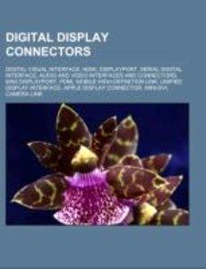 Digital display connectors