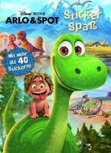 Disney - Der gute Dinosaurier. Stickerbuch