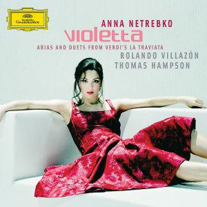 Violetta. Klassik-CD