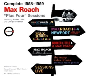 Plus Four Sessions-Complete 1958-1959 Recordings