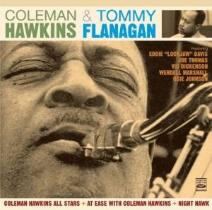 At Ease With.../Night Hawk/Coleman Hawkins All Sta