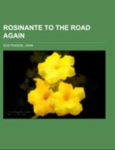 Rosinante to the Road Again