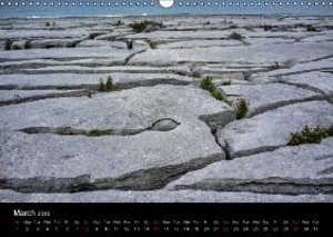 Landscapes of ireland (Wall Calendar 2015 DIN A3 Landscape)
