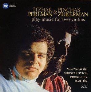 Duette Für 2 Violinen(Itzhak Perlman