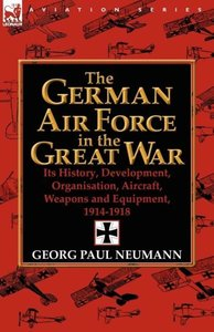The German Air Force in the Great War