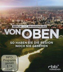 Berlin Und Brandenburg Von Oben