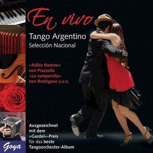 En vivo, Tango Argentino, Selección Nacional, 1 Audio-CD
