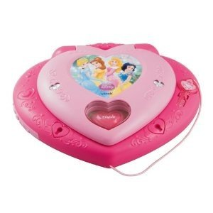 VTech 80-110104 - Disney Prinzessinnen: Laptop