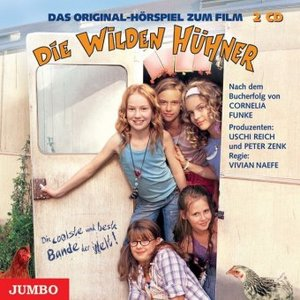 Die Wilden Hühner. 2 CDs