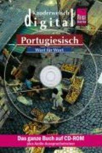 Portugiesisch Wort für Wort. Kauderwelsch digital. CD-ROM für Wi