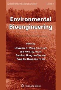 Handbook of Environmental Engineering 11. Environmental Bioengin