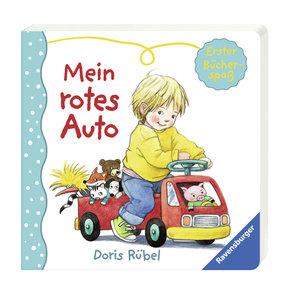 Erster Bücherspaß - Mein rotes Auto