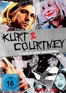 Kurt & Courtney-Death & Love