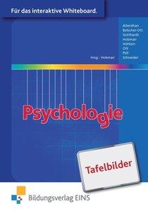Psychologie. Tafelbilder für das interaktive Whiteboard. CD-ROM