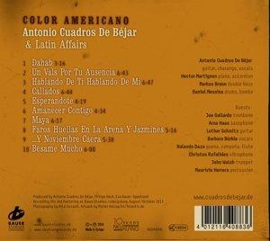 Color Americano