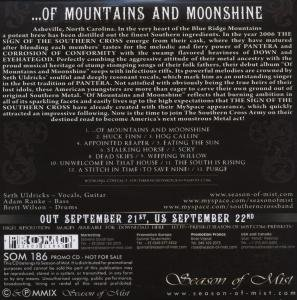 Of Mountains And Moonshine