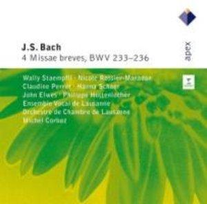 4 Missae Breves/Bwv233-242