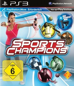 PlayStation Move - Sports Champions