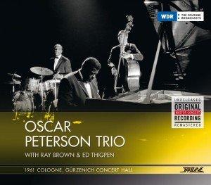 Oscar Peterson Trio-1961 Cologne,Gürzenich Concert