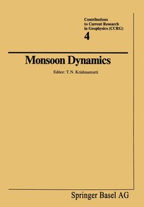 Monsoon Dynamics