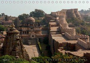 Zauberhaftes Indien (Tischkalender 2017 DIN A5 quer)