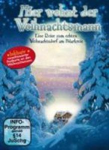 Hier Wohnt Der Weihnachtsmann-Eine Reise Zum Echte