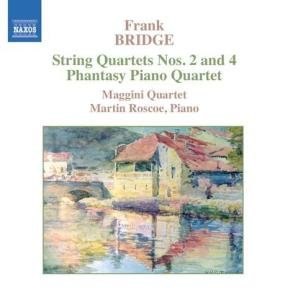 Streichquartette 2+4