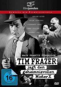 Tim Frazer jagt den geheimnisvollen Mr. X (Francis Durbridge) (F