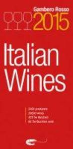Italian Wines 2015 Gambero rosso (englische Ausgabe)