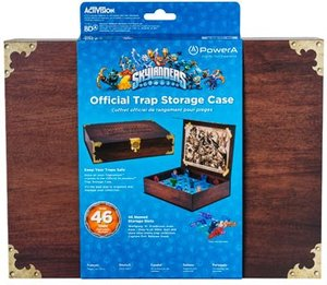 Skylanders - Official Trap Storage Case, Schatzkiste, Sammel-Box
