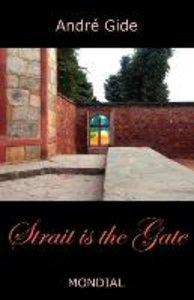 Strait Is the Gate (La Porte Etroite)