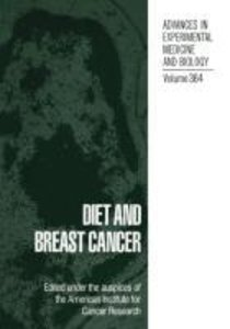 Diet and Breast Cancer