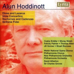 Hoddinott:Dives And Lazarus