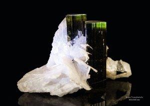 Faszination Mineralien (Posterbuch DIN A3 quer)