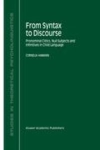 From Syntax to Discourse
