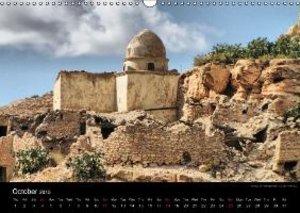 Algeria Monuments 2015 (Wall Calendar 2015 DIN A3 Landscape)