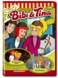 Bibi und Tina. Das Zirkuspony / Die geheimnisvolle Statue