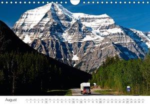 Kanada 2017 (Wandkalender 2017 DIN A4 quer)
