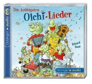 Die krötigsten Olchi-Lieder (CD)