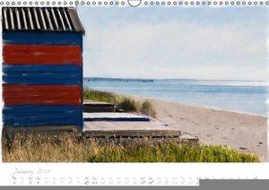 Painterly Sorrento (Wall Calendar 2015 DIN A3 Landscape)